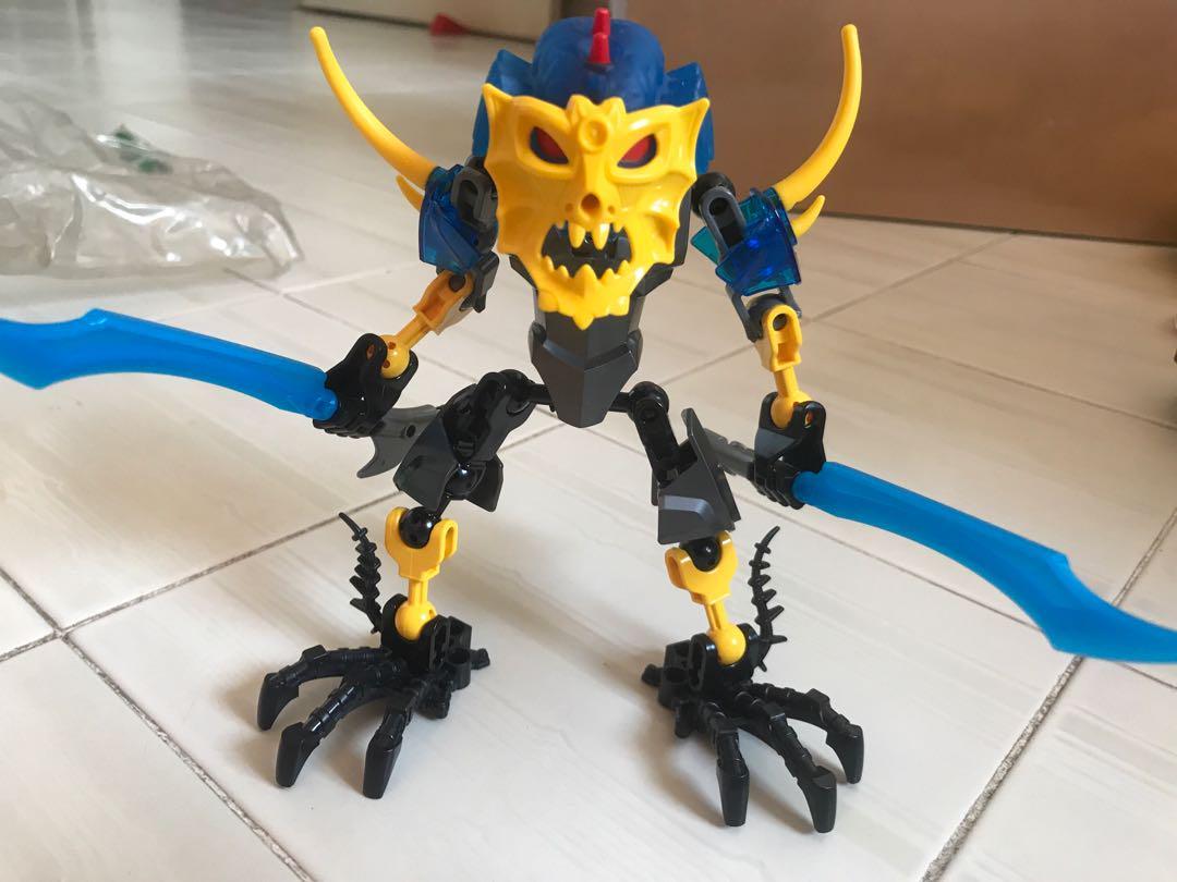 Lego Hero Factory Brain Attack Aquagon Toys Games Bricks Figurines On Carousell