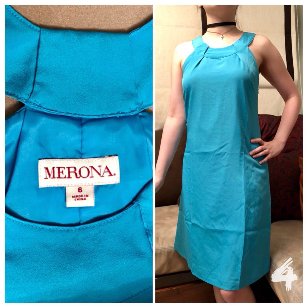 63fa7634aa Merona Pre-loved Dress, Women's Fashion, Clothes, Dresses & Skirts ...