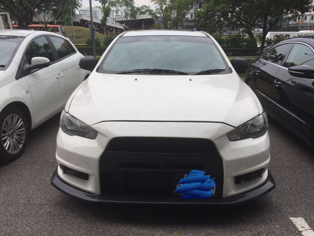 mitsubishi lancer gt2 0a with sunroof cars cars for sale on rh my carousell com