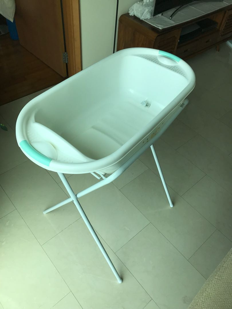 Baby Bath Tub With Stand Baby Viewer