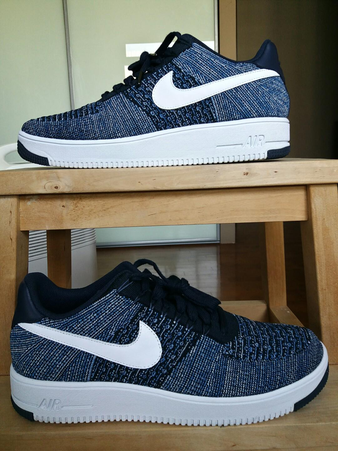 reputable site 182c1 6a9b9 Nike Air Force 1 Low Ultra FLYKNIT US 12 / UK 11 / EUR 46 ...