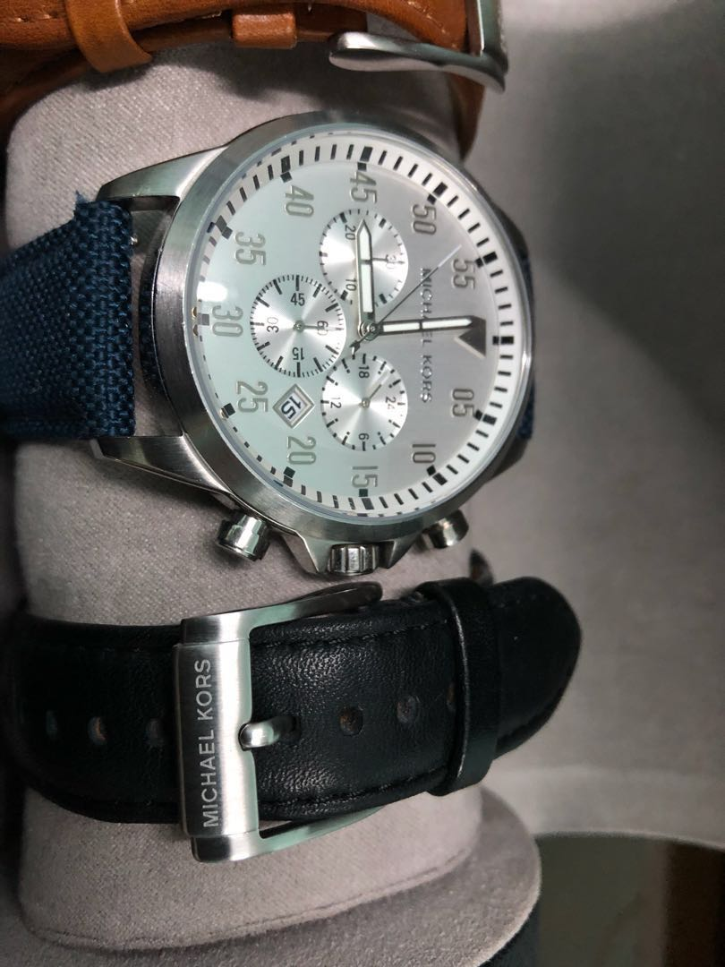 c005b3a8fbe8 ORIGINAL MICHAEL KORS WATCH 45MM