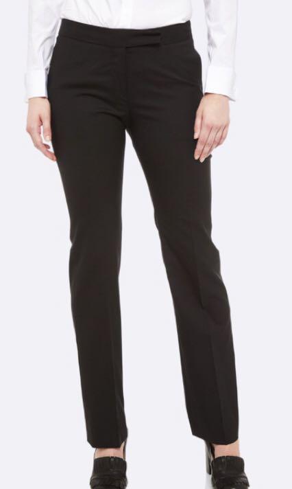 Oxford suit pants