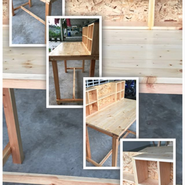 Pallet Kayu Pine Baru Home Furniture Others On Carousell