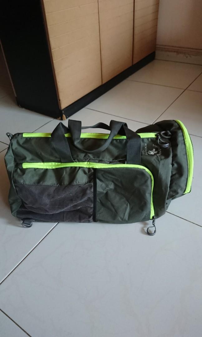 afe20cb8ef66 Santa Barbara Polo   Racquet Club Bag