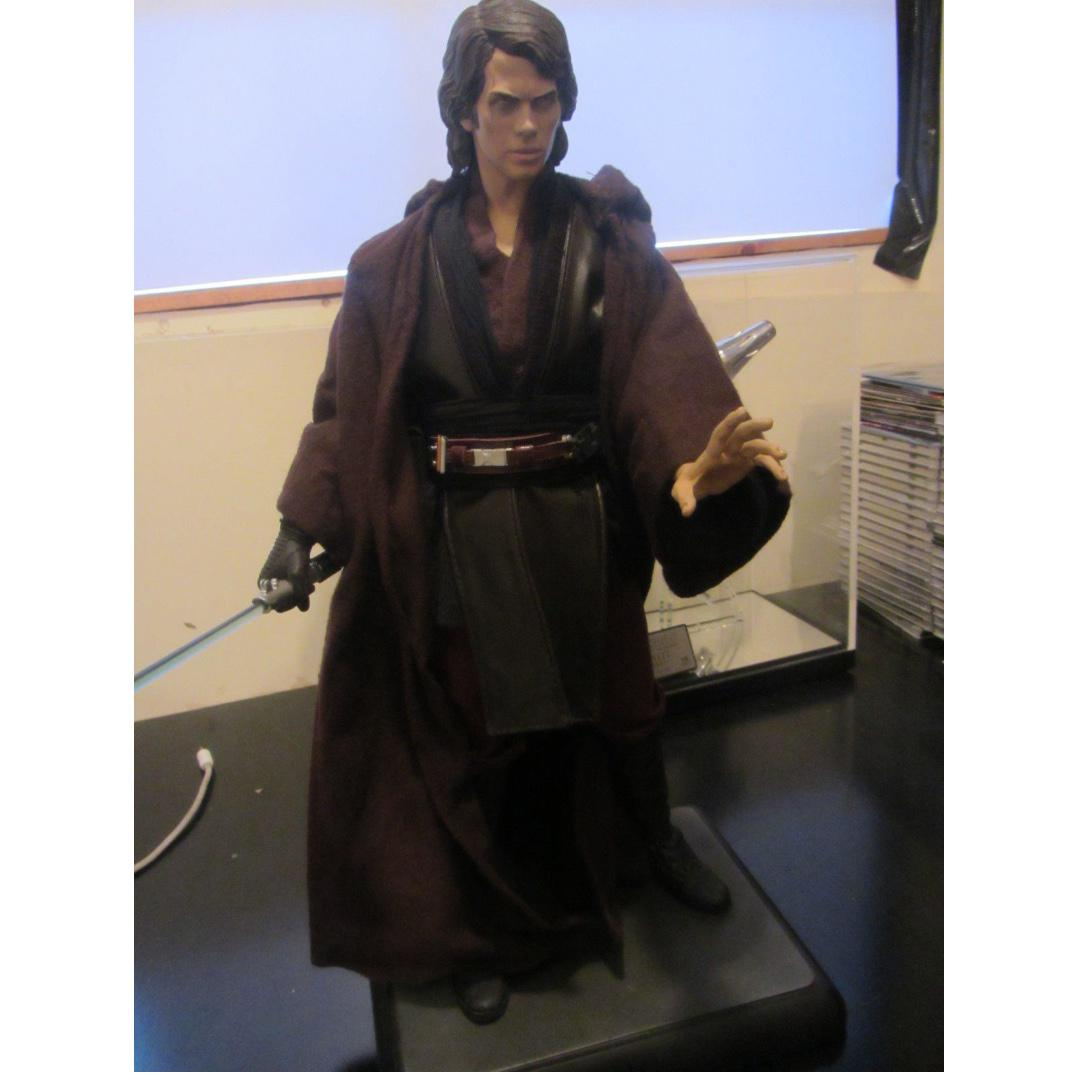 Sideshow Collectibles Star Wars Exclusive Anakin Skywalker Revenge Of The Sith Premium Format Statue Rare Exclusive Interchangeable Alternate Head Sculpt Toys Games Bricks Figurines On Carousell