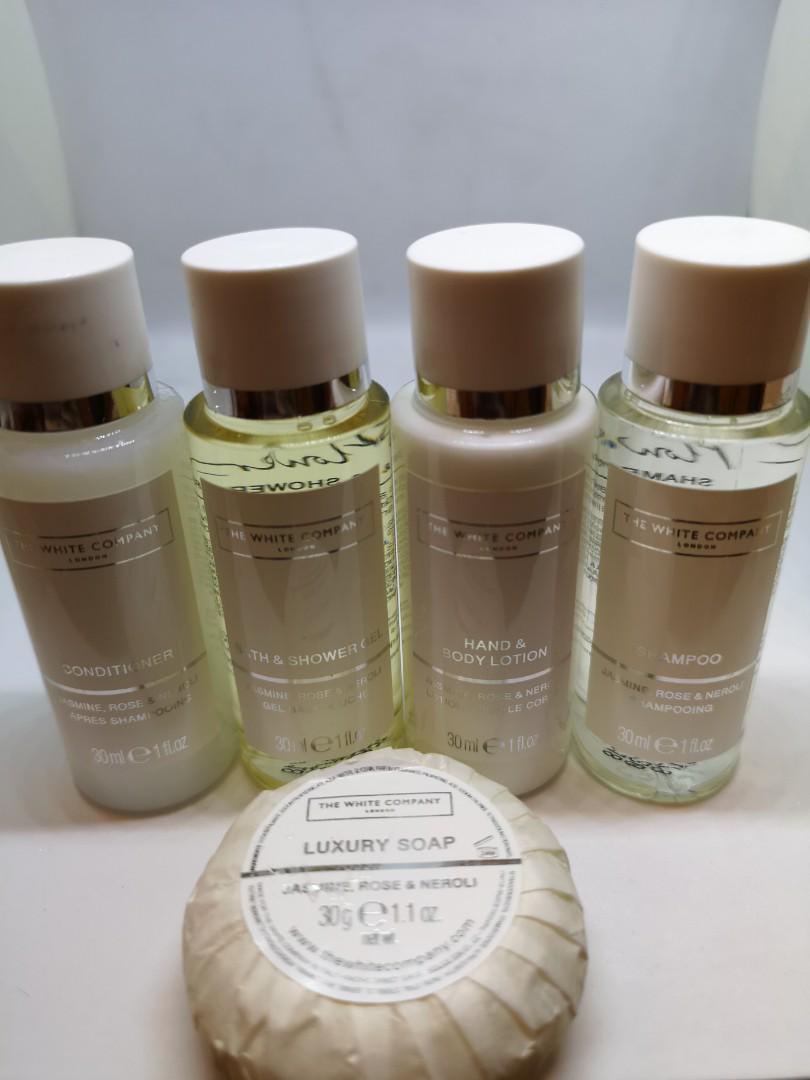 The White Company London Travel Kit, Health & Beauty, Skin
