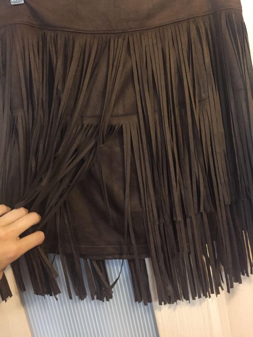 Western skirt - Small