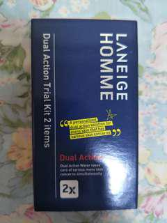 Laneige Home Dual Action Trial Kit 2 items