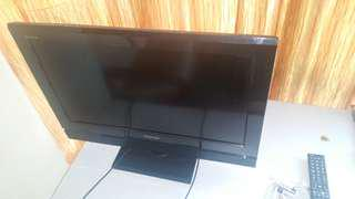 TV Toshiba LCD 24' Working Condition