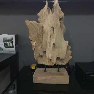 Handmade wood craft