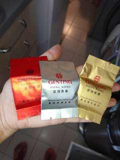 陳年普洱 chinese tea hkd5 for 3pcs