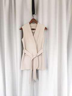 Topshop Blazer Vest (Size 2/XS)