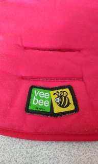 Stroller or Car Seat baby hugger Vee Bee