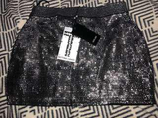 Bettina Liano Silver mini - Size 8