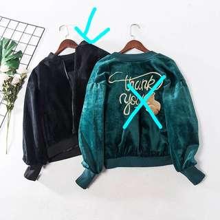 Pre order jacket SML