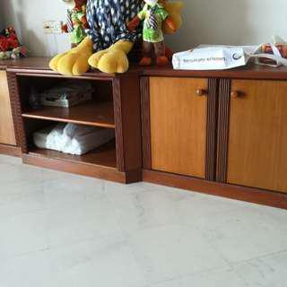 8feet TV cabinet