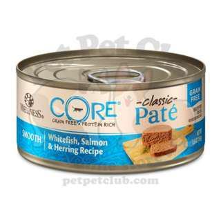 Wellness CORE 無穀物海洋魚 貓罐頭 5.5oz