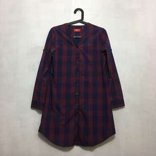Goggles Long Blouse