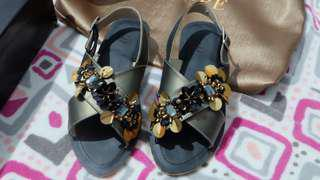 LUPE sandals Flower