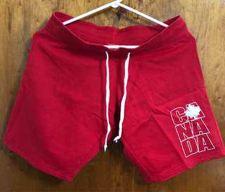 Red Canada short