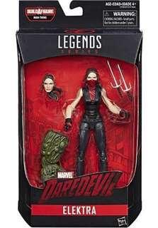 (現) Marvel Legends - Elektra