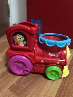 Playskool toy train