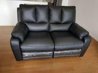 Recliner sofa 2-seater