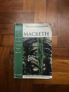 William Shakespeare's Macbeth: Total Study Edition