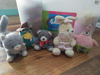STUFFED TOYS FOR SALE!!!50php each