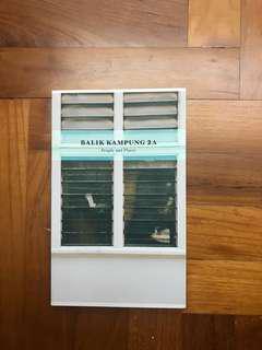 Balik Kampung 2A: People and Places