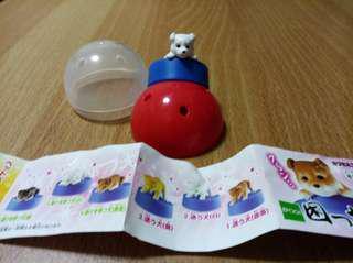 🚚 小狗造型瓶蓋扭蛋