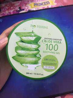 Aloe cevera 100 soothing gel