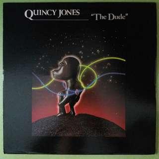 "【舊版""Funk / Soul""黑膠唱片】Quincy Jones ~ The Dude (1981 US)"