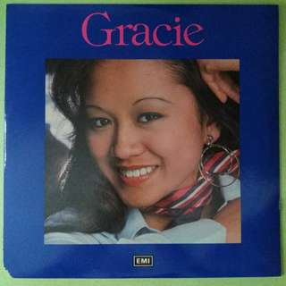 """【舊版""""Pop""""黑膠唱片】Gracie Rivera ~ Gracie (1977 Hong Kong)"""