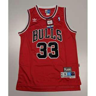 NBA Chicago Bulls #33 Scottie Pippen