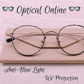 🤓濾藍光你配左未?!👋超輕靚眼鏡架連鏡片組合🤓