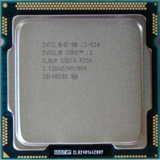 Intel i3-530 Processor