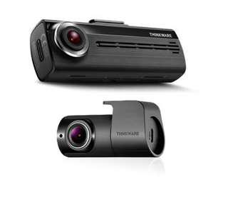 Thinkware f200 dashcam recording camera with wifi