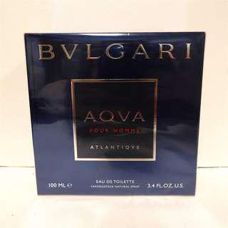 Bvlgari Aqva Atlantiqve- perfume for men- Authentic