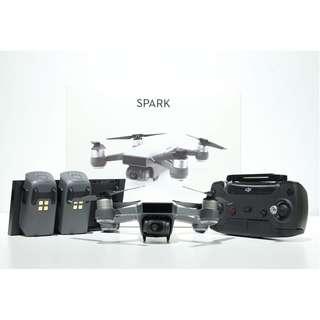 DJI Spark Fly More Combo (White)