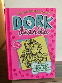 Dork Diaries book 10