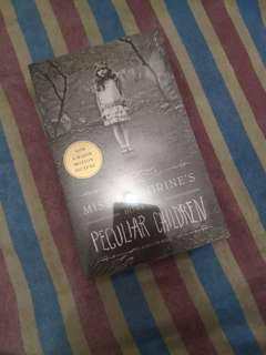 Ms. Peregrine's Home for Peculiar Children by: Ransom Riggs