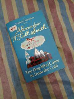 Alexander McCall Smith's novels (250 pesos each)