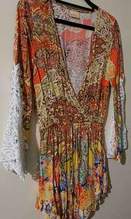 Angel Biba | Boho Dress