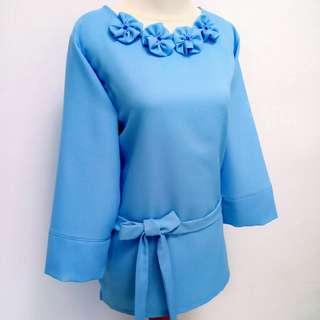 Baby Blue tunic.