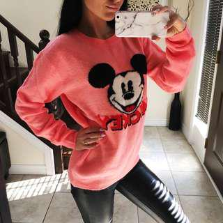 Sweater Mickey size S