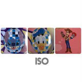 (徵)迪士尼襟章 (ISO) Disney Pin