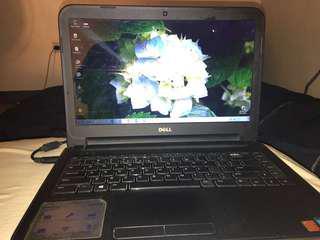 Laptop Inspiron 3437