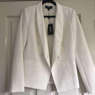BNWT oxford blazer